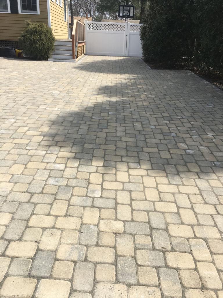 Warwick Concrete Pavers